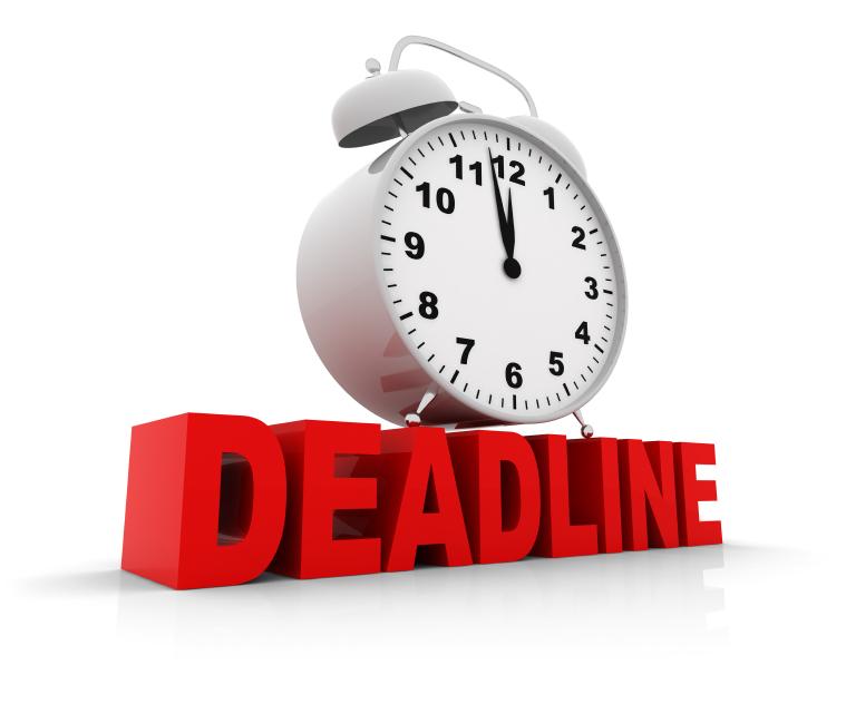 deadline sc18