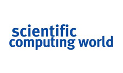 scientific computing world logo