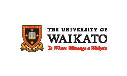 u of waikato logo